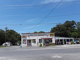 PHILLIPS HARDWARE CO. and other shops, Belle Haven.jpg