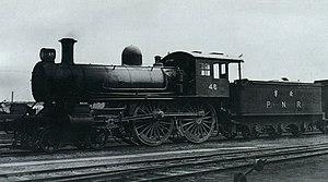 China Railways AM2 - Locomotive number 46 of the Beining Railway