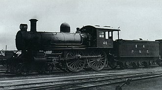 China Railways AM2 - Locomotive number 46 of the Beining Railway