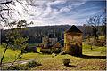 PROISSANS (Dordogne) - Manoir du Cluzeau et pigeonnier.jpg