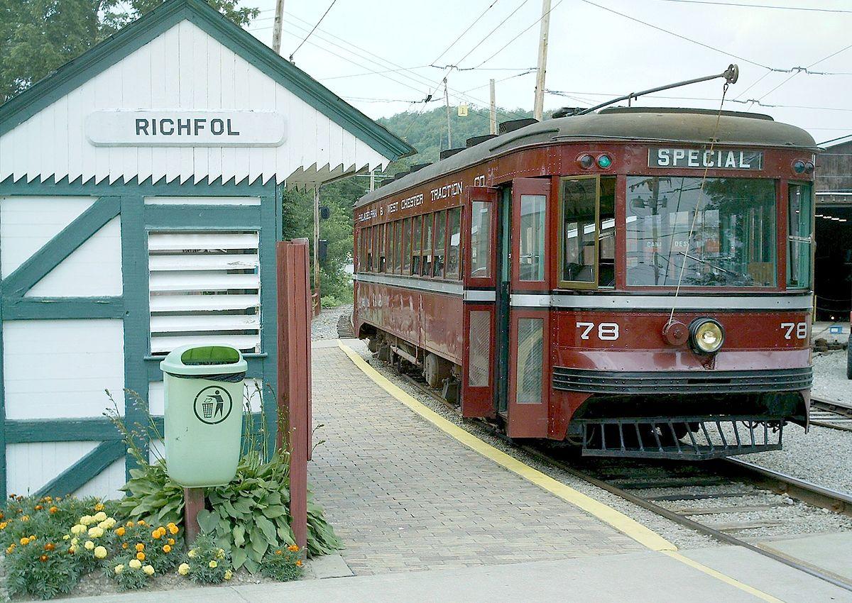 Pennsylvania Trolley Museum - Wikipedia