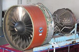 Pratt & Whitney PW4000 High-bypass turbofan aircraft engine