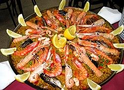 typisk mat i spanien