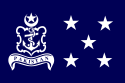 Pakistan Navy Admiral of the Fleet.svg