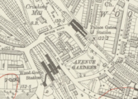 Palace Gates and Wood Green stations, 1920.png