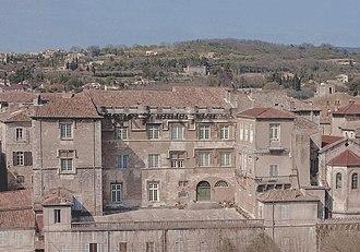 Bourg-Saint-Andéol - Bishops' Palace
