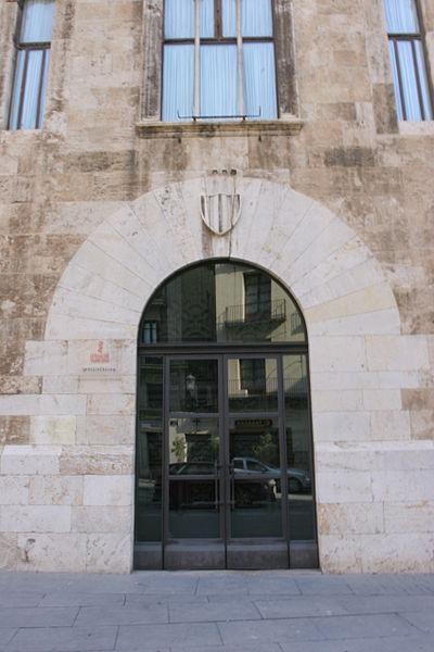 File:Palau de la Generalitat del País Valencià 3.jpg
