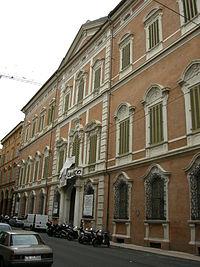 Palazzo Aldrovandi, Bologna