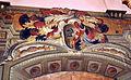 Palazzo pucci, sezione 'di alessandro' dell'arcidiocesi, sala di paride 03 stemma pucci+serragli.JPG