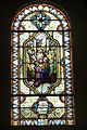 Palinges Église stained glass window493.JPG
