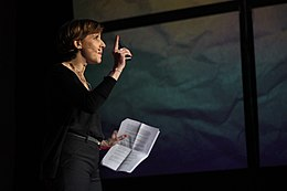 Pamela Druckermann - TEDxParis 2013 01.jpg