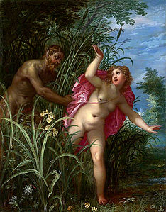 Pan pursuing Syrinx (1615).jpg