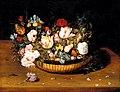 Panier de fleurs (vers 1615) au Dallas Museum of Art.jpg