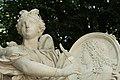 Parc de Versailles, demi-lune du bassin de Neptune, La Renommée du Roi, Domenico Guidi 02.jpg