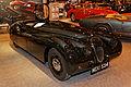 Paris - Retromobile 2014 - Jaguar XK120 - 1953 - 004.jpg