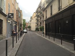 Villa Gaudelet  Paris  Ef Bf Bdme Arrondissement