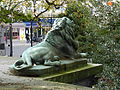 Paris October 2012 - Lion by Alfred Jacquemart (5).jpg