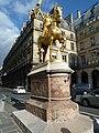 Paris Rivoli- statue de Jeanne d'Arc equestre par Frémiet.jpg