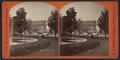 Park, fountain and Dwight House, Binghamton, N.Y, by Walker, L. E., 1826-1916.png