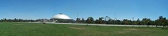 O'Higgins Park - Parque O'Higgins esplanada.