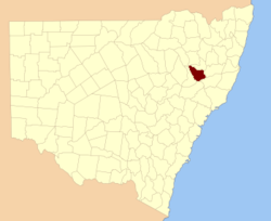 Parry NSW
