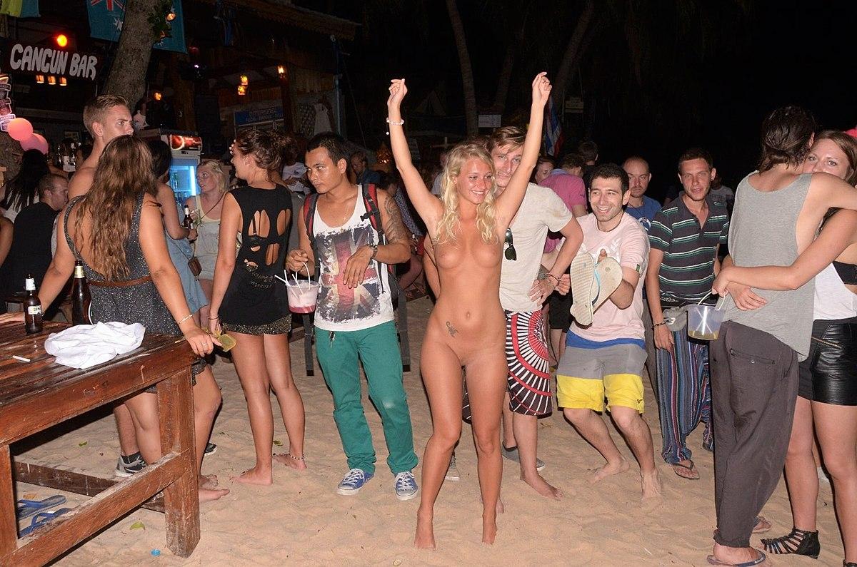 That canadain stripper contest
