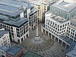 Paternoster Square from St. Paul's Cathedral.jpg