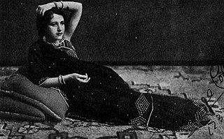 Patience Cooper Indian actress (1905-1983)