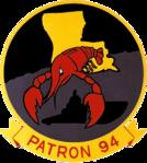 Patrol Squadron 94 (US Navy) insignia 1970.png