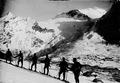 Patrouille auf Skiern - CH-BAR - 3237131.tif