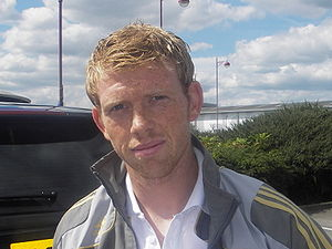 Paul Green (footballer, born 1983) - Green with Derby County in 2008
