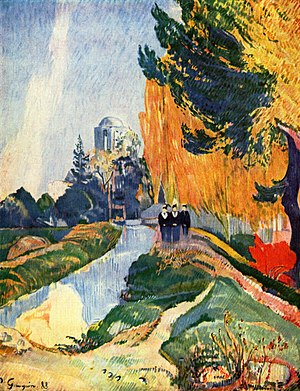 Synthetism - Image: Paul Gauguin 085