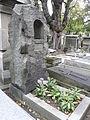 Pauline Viardot-Garcia, Grave Grab, Montmartre Cemetery 1.JPG