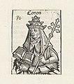 Paus Conon Conon (titel op object) Liber Chronicarum (serietitel), RP-P-2016-49-62-6.jpg