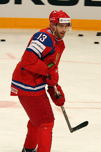 Frank J. Selke Trophy - Pavel Datsyuk, three-time winner
