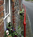 Pavement frontage of a cottage, Threlkeld. - panoramio.jpg