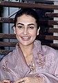 Pavitra Punia celebrating her birthday in 2021 (cropped).jpg