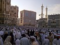 People - Crowd coming out of Masjid ul Harram after Prayers - panoramio (2).jpg