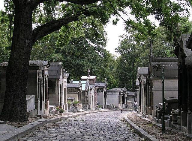 Cementerio del Père-Lachaise_4