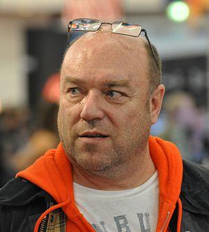 Schauspieler Pertti Sveholm