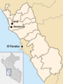 Peru site locations Bandurria.png