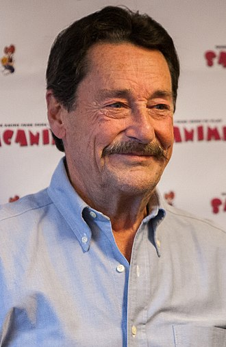 Peter Cullen - Cullen at the January 2015 Sac-Anime