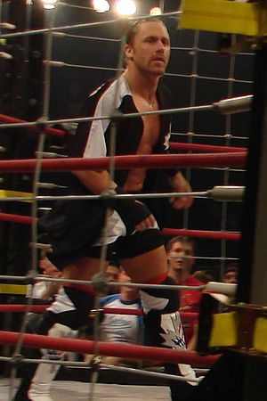 Petey Williams - Petey Williams at Lockdown 2007.