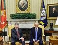 Petro Poroshenko and Donald Trump in the Oval Office, June 2017 (8).jpg