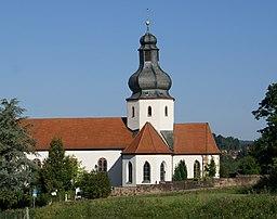 Pfarrkirche St. Katharina in Ernstkirchen