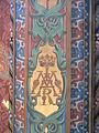 Pfarrkirche Weitnau Chorbogen Malerei rechts 3.jpg