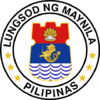 Official seal of City of ManilaSiyudad na ManilaLungsod na Maynila