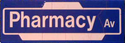 Pharmacy Avenue Sign.png