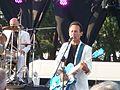 Philippe Masse « Seimar et Michel « Chelmi » Papain en concert à la base de loisirs de Fréjus (Var) le 30 mai 2015.jpg