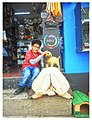 Photographic Illusions - Daniel Di Palma - Boy with cardboard dog 01.jpg